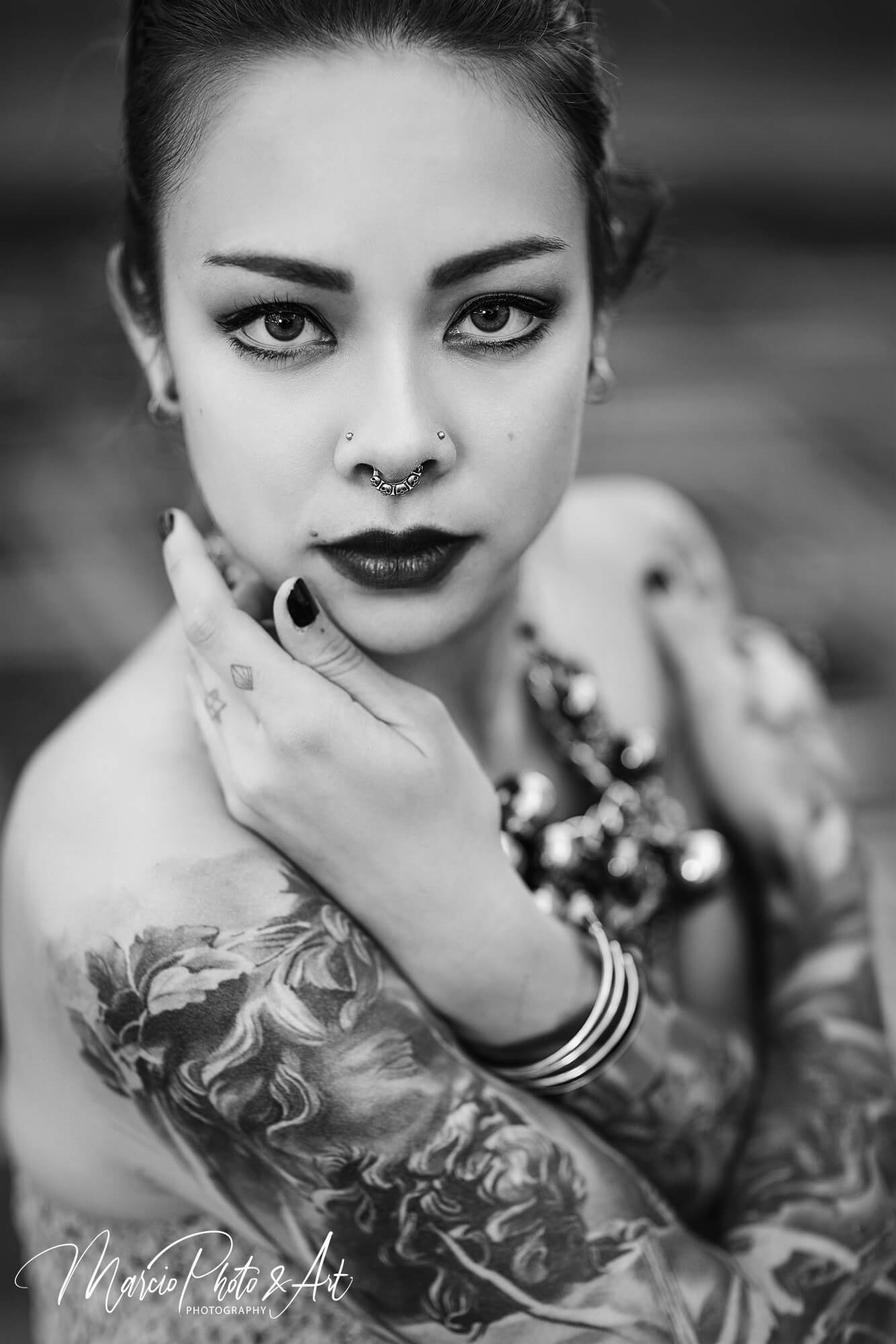 Tattooed People